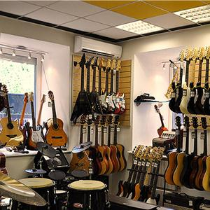 Музыкальные магазины Миллерово