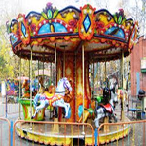 Парки культуры и отдыха Миллерово