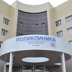Поликлиники Миллерово