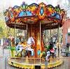 Парки культуры и отдыха в Миллерово