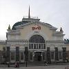 Железнодорожные вокзалы в Миллерово