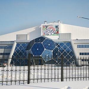 Спортивные комплексы Миллерово